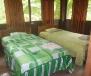 Amazon lodge rooms