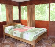 Amazon jungle lodge rooms