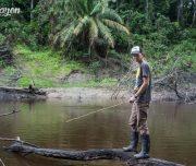 Pacaya Samiria National Reserve fishing