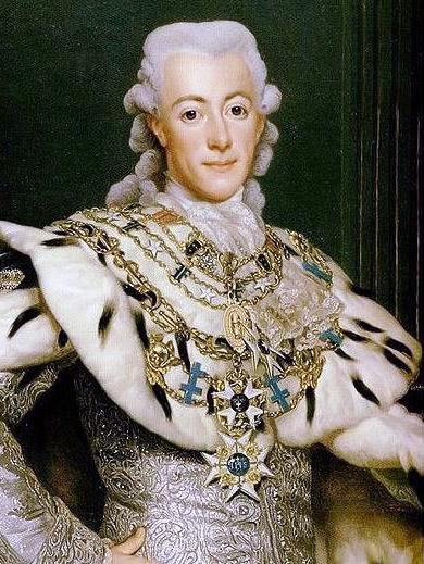 Gustavo III, enemigo del cafe