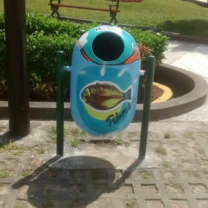 Arte embelleciendo la ciudad de Iquitos, Peru