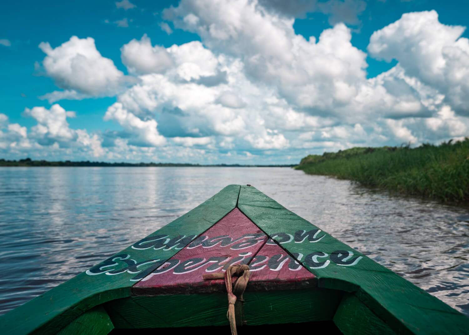 Amazon Experience tours exploring Amazon river