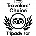 Tripadvisor travellers choice 2020 award for Amazon Experience
